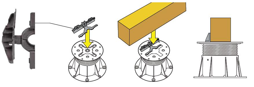 Použití držáku hranolu PB-CLIP-KIT-5
