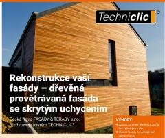článek Rekonstrukce vaší fasády