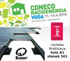 Fasády & Terasy, veletrh CONECO 2018, Bratislava