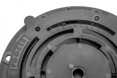 Buzon terč PB-0-S18 detail 1