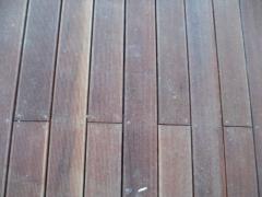 Klasická montáž terasy skrz prkno 3