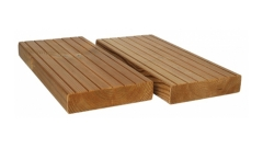 Termoborovicové terasové prkno 26 x 117 mm