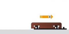Postup montáže dřevěných terasových prken Softline - krok 3