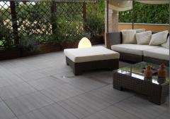 Venkovní dlažba Kronos 60x60 vzhled podlahových prken - palubek