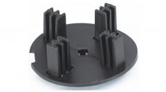 Mezerníky o výšce 25 mm pro DPH sérii BUZON (DPH-TABS)
