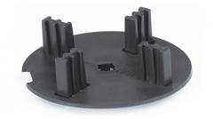 Mezerníky o výšce 17 mm pro DPH sérii BUZON (DPH-TABS-H17)