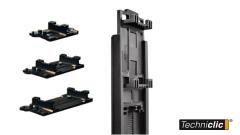 Techniclic® klip pro dřevěné fasády Vetedy