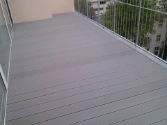 Příslušenství k dřevoplastovým terasám