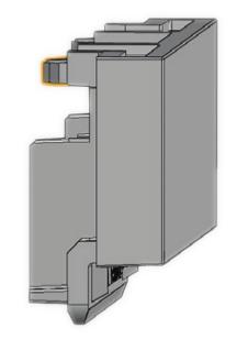 Mezerník Techniclic - nákres