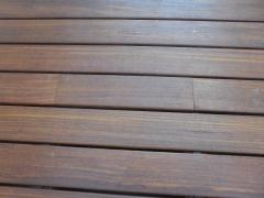 Zakrytý poklop odtoku terasy, zcela splyne s plochou