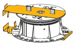 Buzon PB zakončení - nákres