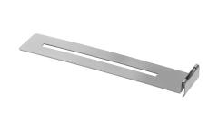 BUZON® U-WALL lišta pro zajištění mezery dlažby od stěny