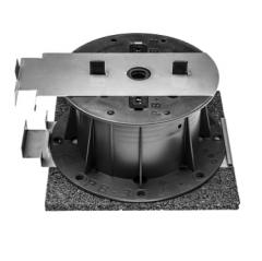 Použití ochranné podložky Buzon U-PAD pod rektifikační terč