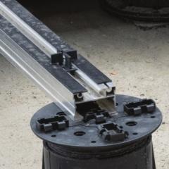 Použití pásky U-BRS-EPDM