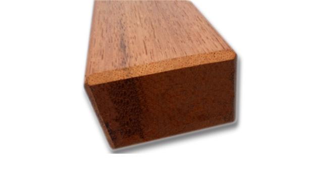 Dřevěné terasy - podkladní hranol Merbau 45x70mm | Fasády&Terasy