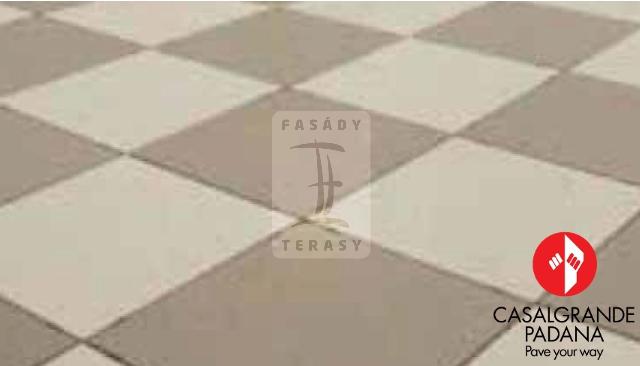 Venkovní dlažba 40x40 cm Casalgrande Padana - Fasády & Terasy