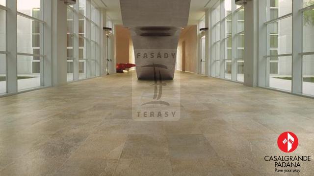 Venkovní dlažba 45x45 cm Casalgrande Padana - Fasády & Terasy