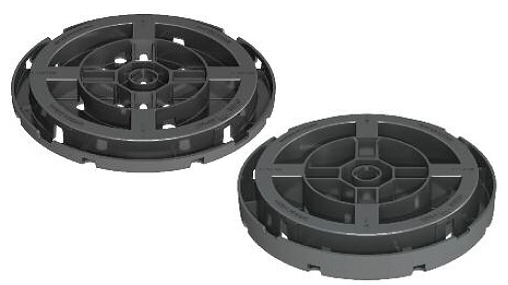 Rektifikační terče Buzon DPH série - 17 mm a 28 mm