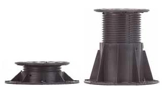 Buzon Rektifikační terče pod dlažbu a terasu - BC série