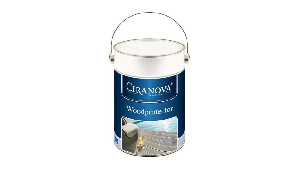 Ciranova® Woodprotector - olej na tvrdé dřevo | Fasády&Terasy s.r.o.