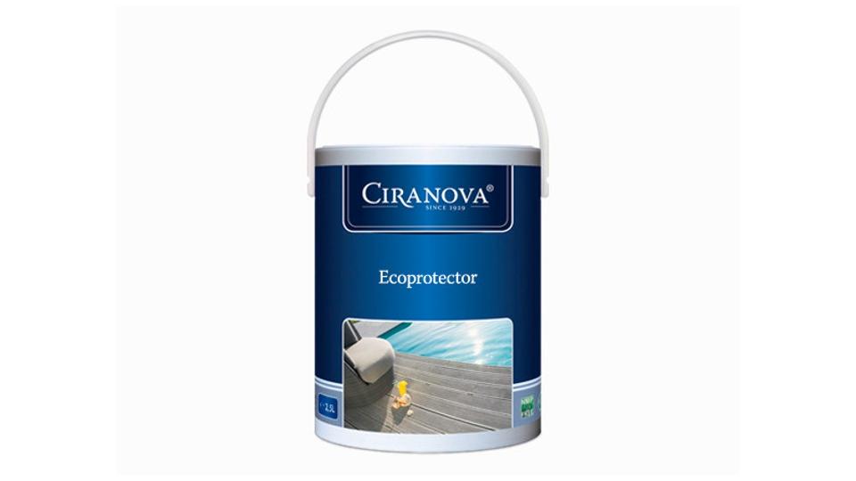 Ciranova® Ecoprotector   Fasády&Terasy s.r.o.