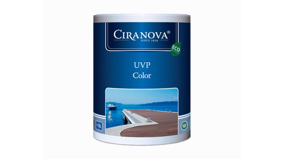 Ciranova® UVP Color - nano barva na dřevo | Fasády&Terasy s.r.o.