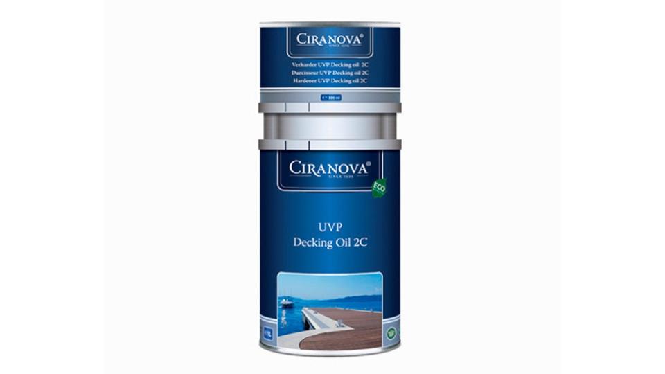 Ciranova® UVP Decking Oil 2C | Fasády&Terasy s.r.o.