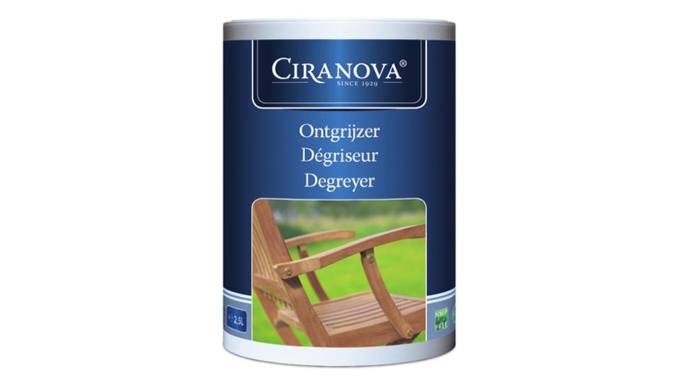 Ciranova® Odstraňovač šedého zbarvení dřeva | Fasády & Terasy s.r.o.