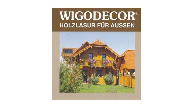 Wigodecor® Holzlasur - lazura na dřevo | Fasády&Terasy s.r.o.