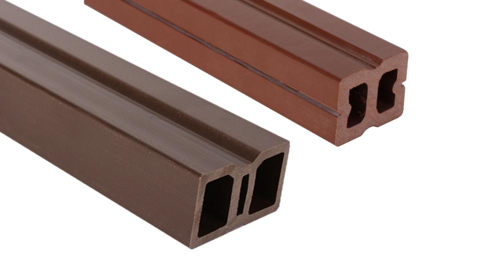 Podkladový WPC hranol pro dřevoplastové terasy   Fasády&Terasy