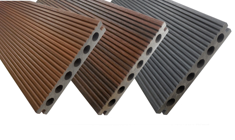 WPC terasy - terasová prkna WPC Likewood 23 vícebarevná