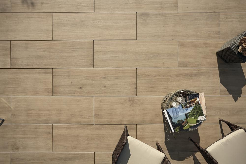 Venkovní dlažba na terasu VIEW 40x120 cm | Fasády&Terasy