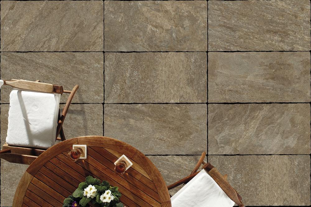 Venkovní dlažba na terasu VIEW RETRO 40x80 cm | Fasády & Terasy