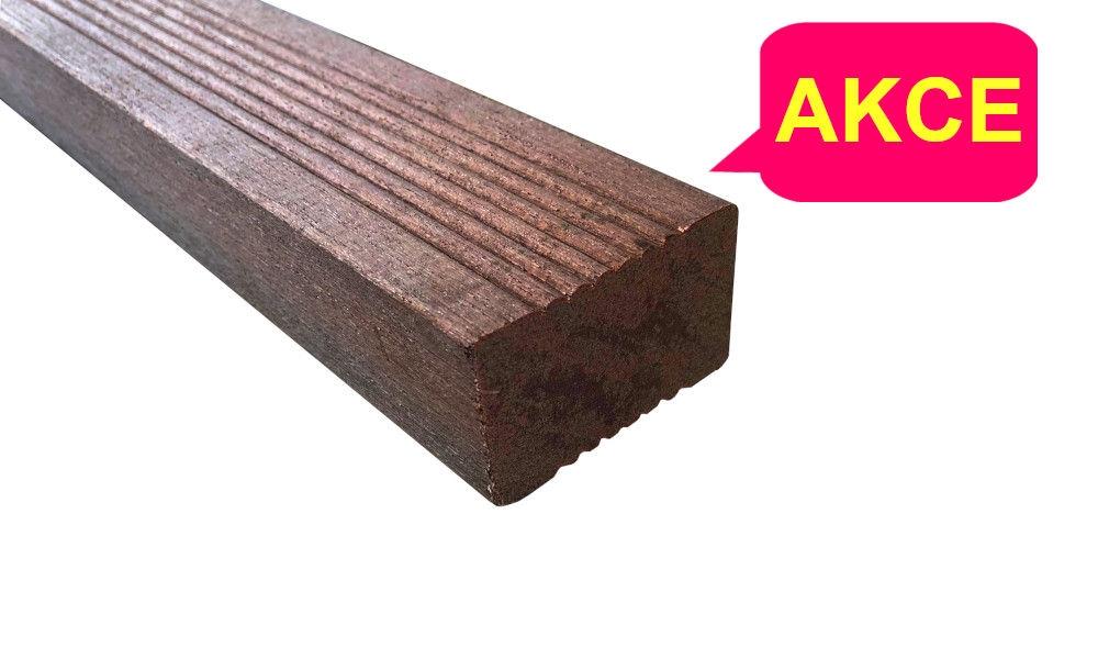 Dřevěné terasy - podkladní hranol z 45x70mm   Fasády&Terasy