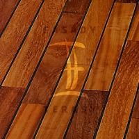 Dřevěná podlaha do koupelny Navylam+ tl. 9 mm | Fasády & Terasy s.r.o. - Navylam+ Iroko 9x68 mm
