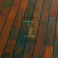 Dřevěná podlaha do koupelny Navylam+ tl. 9 mm | Fasády & Terasy s.r.o. - Navylam+ Mutenye 9x64 mm