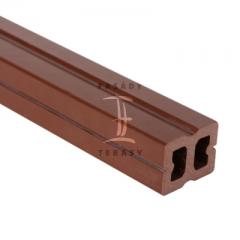 WPC fasády (dřevoplastové) - příslušenství | Fasády & Terasy s.r.o. - WPC hranol 30 x 40 mm