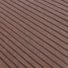 Terasová WPC prkna LIKEWOOD 20 plná   Fasády&Terasy - WPC prkna LIKEWOOD 20 - hnědý odstín