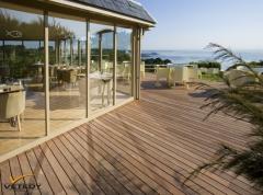 Dřevěná terasa Softline Ipe