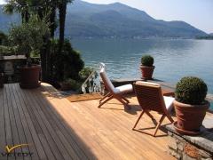 Dřevěná terasa Softline teak
