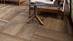 Terasová keramická dlažba Kronos imitace dubového dřeva