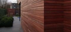 Dřevěné fasády Techniclic