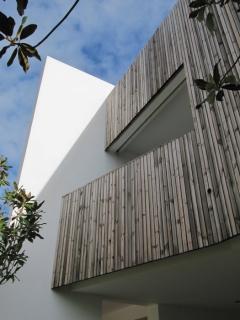 Dřevěné fasádní profily Thermowood