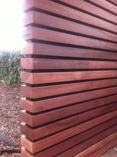 Stěna z dřevěného obložení Techniclic
