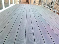 WPC terasa Likewood šedé barvy