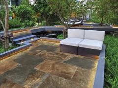Keramická venkovní dlažba VIEW Multicolor 60x90 cm
