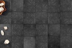 Venkovní dlažba VIEW Pierre Blue Černá 60x60 cm