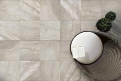 Venkovní keramická dlažba VIEW Vesuvio světlá 60x60 cm