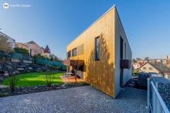 Dřevěná fasáda Techniclic (neviditelný spoj) - severská borovice