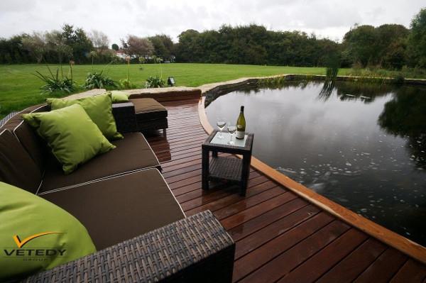 Dřevěné terasy a wpc terasy od specialisty | Fasády & Terasy - Dřevěné terasy